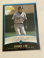 ICHIRO ! 2001 BOWMAN RC ! BDP84-MINT ! ⚾️💥 Mariners Hall Of Fame Rookie