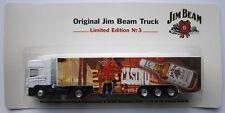 Minitruck Biertruck Brauereitruck Jim Beam No.3 Scania Modell