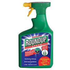 Celaflor Roundup Speed 3 x 1 Liter - Round up, Unkrautvernichter Unkraut