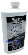 Star brite Premium One-Step Heavy Duty Cleaner Wax with PTEF - 32 oz. - 89632