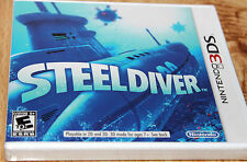Steel Driver For Nintendo 3DS