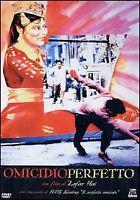 Dvd **OMICIDIO PERFETTO** di Zafar Hai nuovo 1988