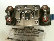 "HARKEN 2746 SMALLBOAT CB 1250 WINDWARD SHEET-CAR KIT WITH 60"" OF TRACK"