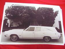 1969 DODGE CORONET  HEARSE   BIG   11 X 17  PHOTO   PICTURE