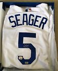 Corey Seager Signed Los Angeles Dodgers Jersey Auto Fanatics MLB Authenticated