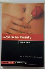 American Beauty, Sreenplay, Allan Ball, ISBN 9780752271927