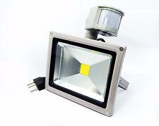 Scheinwerfer 20w Bewegungsmelder Fluter LED 20 w Bewegungsmelder warmweiss 20 w