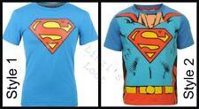 T-shirts et hauts bleu manches courtes pour garçon de 2 à 16 ans