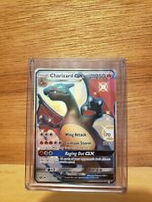 Pokemon Charizard GX SV49 Hidden Fates Full Art - Pack Fresh