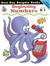 Best Buy Bargain Books: Beginning Numbers, Grade K-1