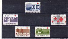 Holanda Cruz Roja Serie del año 1963 (CZ-846)