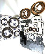 6T30 Transmission Master Rebuild Kit Filter Clutches Steels  2008 Up