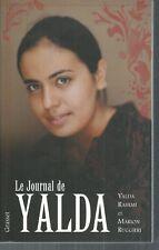 Le journal de Yalda.Yalda RAHIMI / Marion RUGGIERI. Grasset CV19
