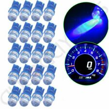 20x T10 194 168 Blue LED Car Instrument Panel Dash Lights/Bulbs/Lamp For Toyota