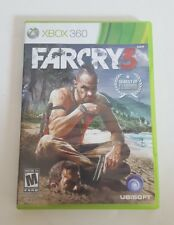 Far Cry 3 - Microsoft Xbox 360 Video Game - 2012 Complete CIB Tested Working