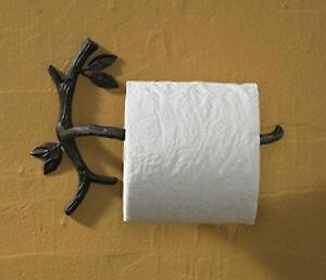 Park Designs TWISTED BRANCH NATURE WALK Decorative Toilet Paper Tissue Holder
