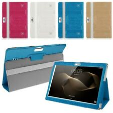 Universal Folio Leather Stand Cover Case for 10 10.1 Inch Android Tablet PC !