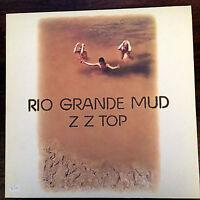 ZZ TOP - RIO GRANDE MUD - VINILE