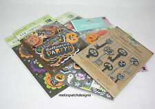 Jolee's Boutique K & Company HALLOWEEN THEME STICKERS Mixed Lot of  7
