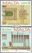 Malta 831-832 gestempeld 1990 Post