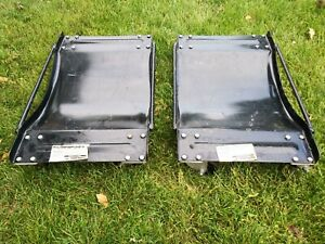 Vehicle wheel dollies. Set of 2. 1000 lb capacity each. Very good condition.