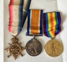 WW1 New Zealand Medal 1915/15 Trio - Brother of AIF K.I.A Group listed. - W. I.A