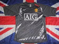Manchester United 2007/2009 Training Football Shirt Jersey Nike