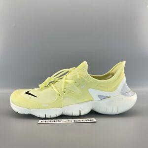 Nike Free RN 5.0 'Luminous Green' Men's Running Shoes - Size 10.5 (AQ1289 300)