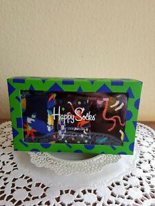 HAPPY SOCKS 3 Paar Socken Geschenkbox 36-40 Affe Schlange Tukan Monkey Snake NEU