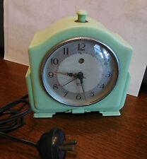Art Deco Bakelite Antique Clocks with Alarm