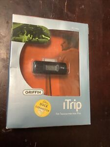New Itrip FM Transmitter for Apple iPod Griffin