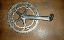Campagnolo Record 170 With 53 39 Chain Rings Crankset Crank And Clipless Pedals