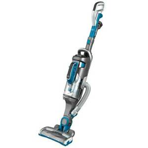 Black and Decker HCUA525J 20-Volt 2-in-1 Lithium-Ion Stick Canister Vacuum- Blue