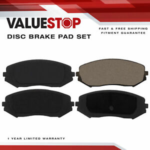 Front Ceramic Brake Pads for Suzuki Grand Vitara  (17-06)