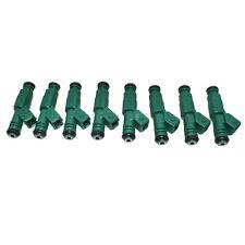 8Pcs Fuel Injectors 42 lb/hr 440cc For Chevrolet Pontiac Ford Focus 0280155968