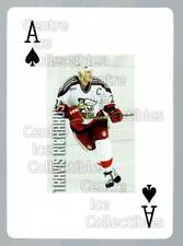 2011-12 Grand Rapids Griffins Playing Card #40 Travis Richards