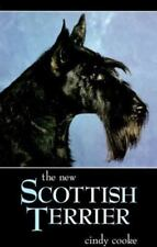 Scottish Terrier Illustrated Dog Book Great New Hardcover Book by Cindy Cooke ~