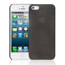 Fundas y carcasas Para iPhone 5 color principal gris para teléfonos móviles y PDAs