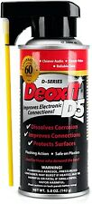 More details for caig deoxit - d5s  contact lube cleaner protector 5% spray 5oz