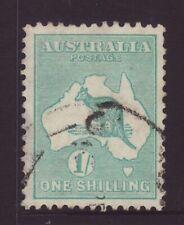 1929 Australia 1/- Roo Wmk 7 Fine Used SG109