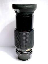 Objectif Télé ZOOM VIVITAR 80-200mm F/4,5 M42 (Canon/Pentax/Nikon/Sony/Minolta)