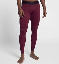 NIKE PRO HYPERWARM AEROLOFT Men's Training Tights 859747-620 Size Medium New