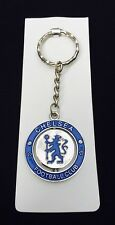 CHELSEA FC Keychain Excellent Design With Spinning Logo