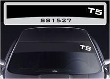 Ss1527 Volkswagen Transporter T5 Camper gráficos Stickers Calcomanías sunstrip