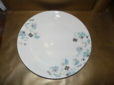 denby monsoon veronica large round serving platter / plate / charger 14""