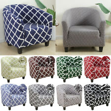 Elastic Tub Sofa Armchair Seat Washable Furniture Slipcover Gift Cover Protector