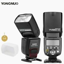 YONGNUO YN-560 III Wireless Speedlite Flash for Camera Canon Nikon Sony Pentax