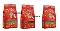 3 Bags Pupcorn Plus  27oz Prebiotics Probiotics Dog Treats Peanut Salmon Chicken