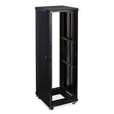 "Kendall Howard 42U LINIER Open Frame Server Rack - 24"" USA Made 3180-3-024-42"