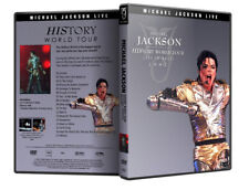 Michael Jackson : History Tour Live In Basel DVD